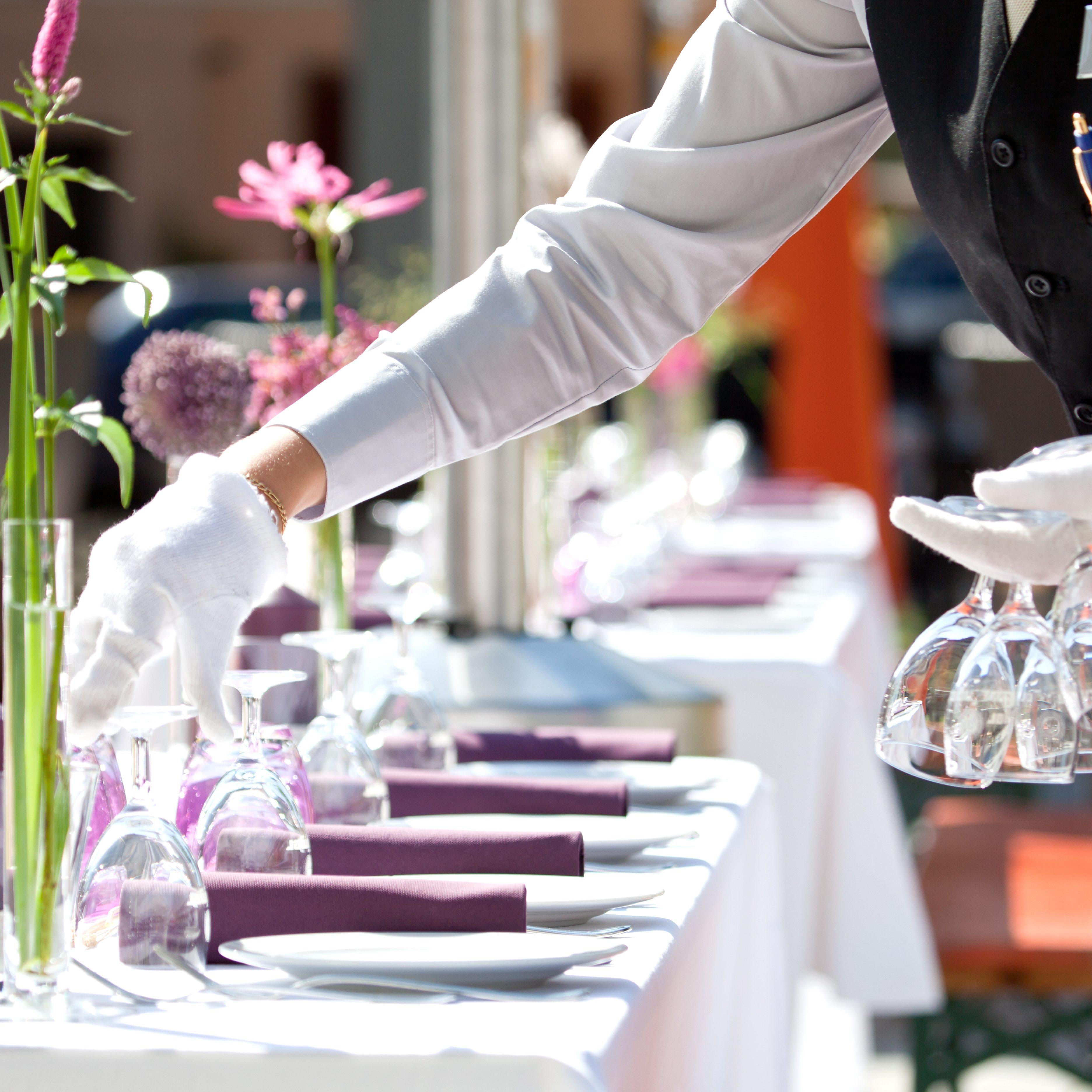 Veranstaltung Service
